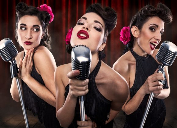 CHEEK TO CHEEK – Les Babettes in concerto